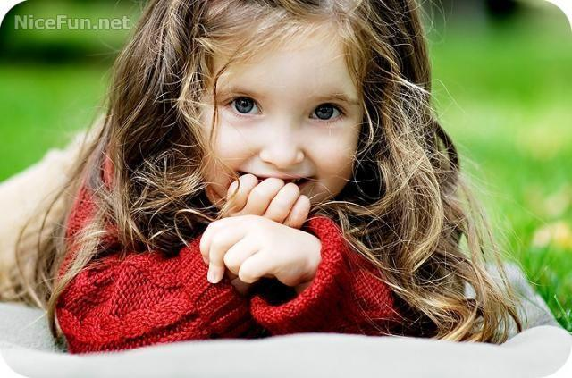 cute kid picture