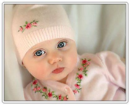 so cute baby girl