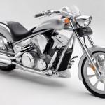 white honda bikes picture