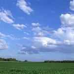 simple sky wallpaper