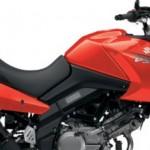 red suzuki bikes picture