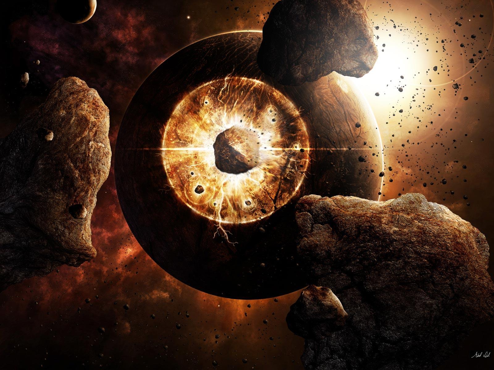 abaddon space art wallpaper