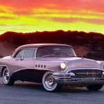 American classic car picture
