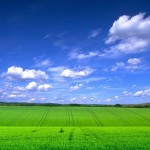 green blue free desktop wallpaper