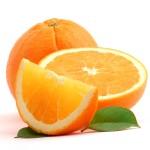 3d orange picture