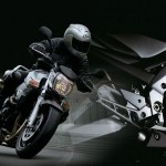 black suzuki bikes picture