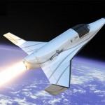 plane rocket picture