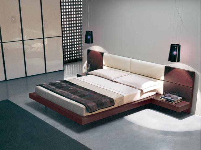 Modern Minimalist Bed Design Of Urano Bedphotho for. Bed design images