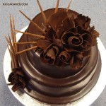 chocolate birthday cake picture