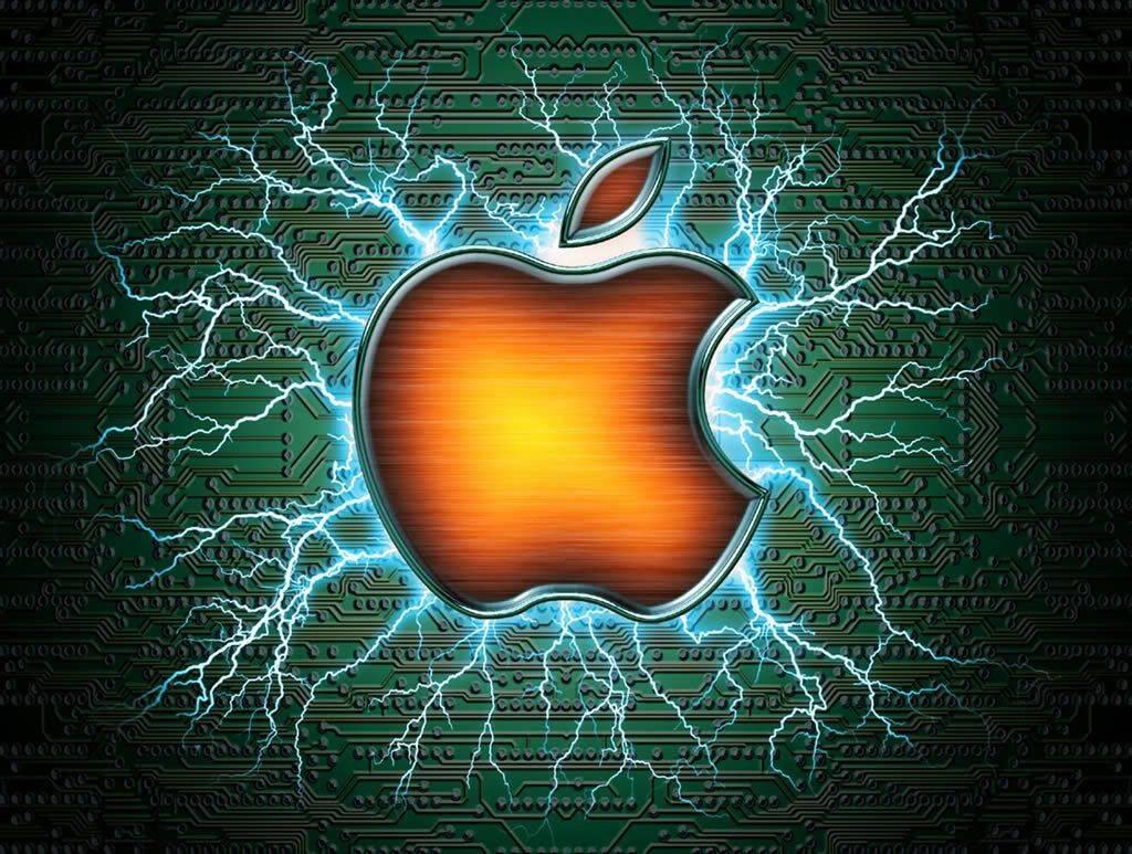 orange apple picture