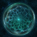art fractal digital wallpaper