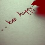 written be happy wallpaper