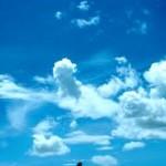 wonderful clouds wallpaper