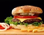 fri burger picture