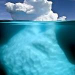 nice scene iceberg picture