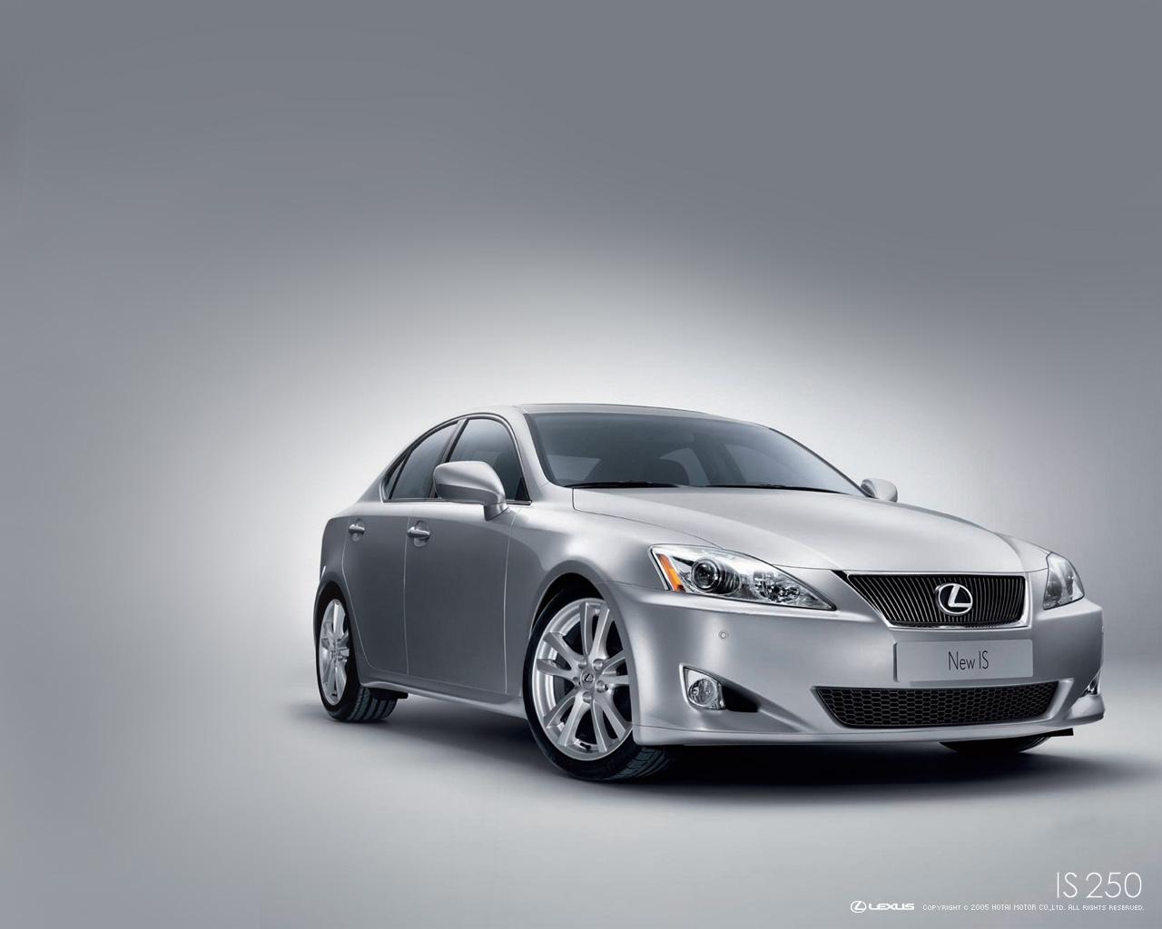 grey Lexus Wallpaper