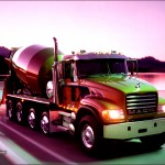 mack truck picture