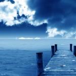 path to ocean wallpaper hd