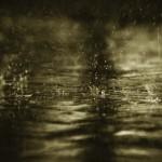 ocean rain wallpaper