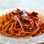 sausage spaghetti wallpaper
