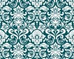 top floral wallpaper