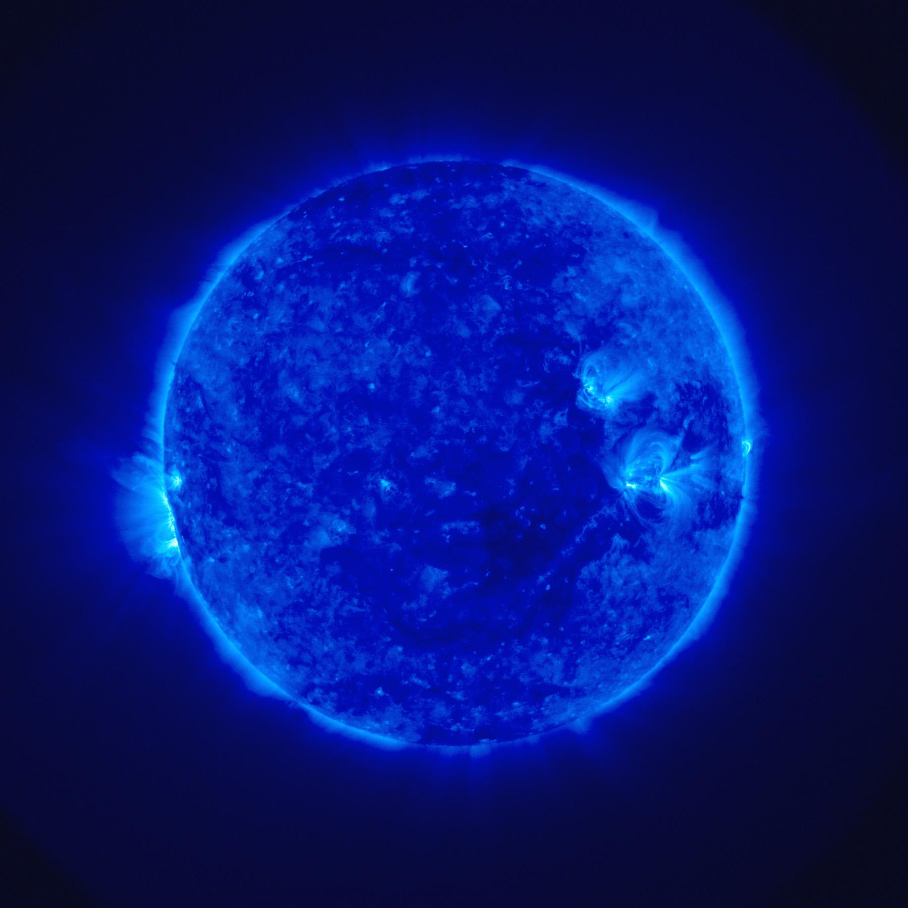 sun stereo picture