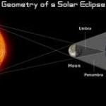 black solar eclipse picture