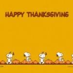 orange thanksgiving wallpaper