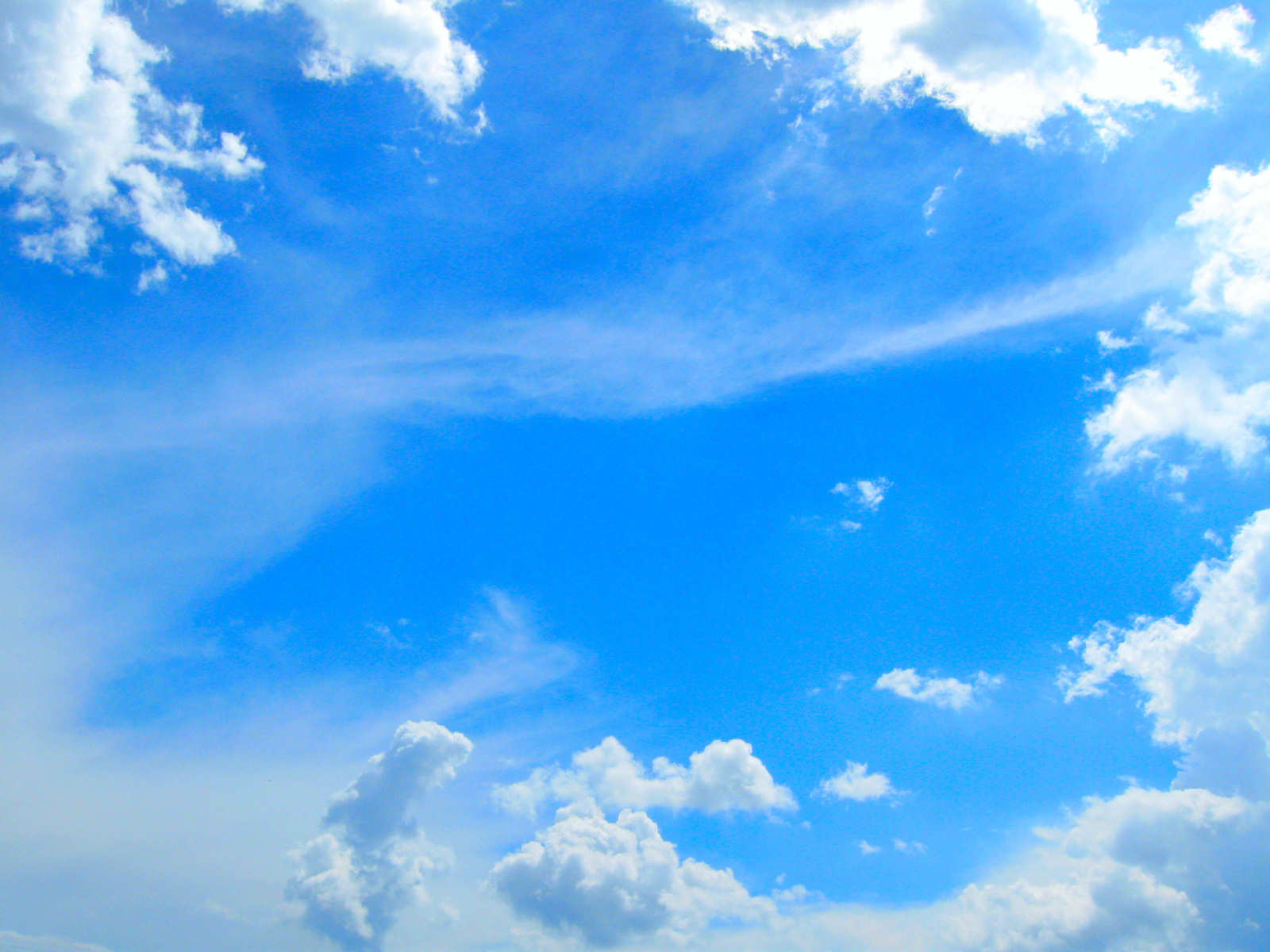 Blue Sky Wallpaper | HD Wallpapers Pulse