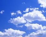 top blue sky wallpaper