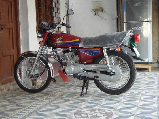 nice honda cg 125 2013 model