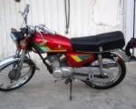 great honda cg 125 2013 model