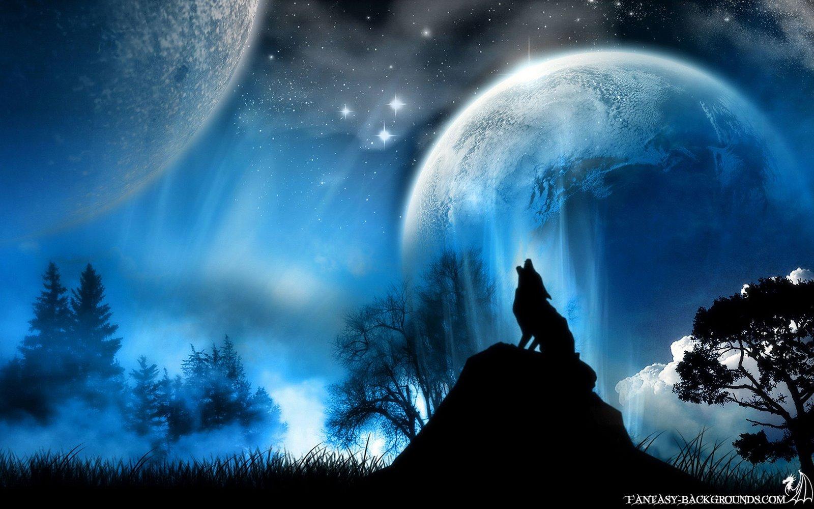 beautiful fantasy wallpaper hd image