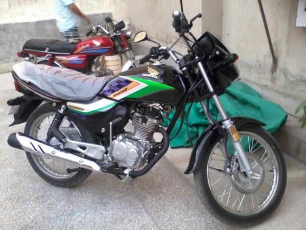 3d honda cg 125 2013 model