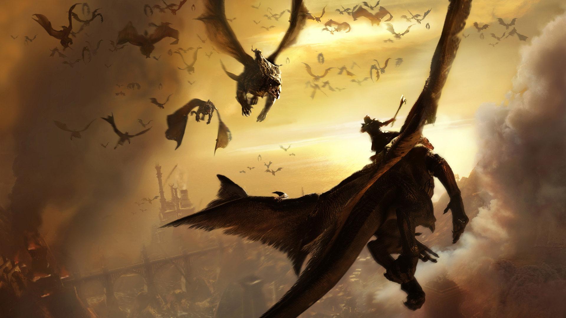 top hd dragon wallpaper