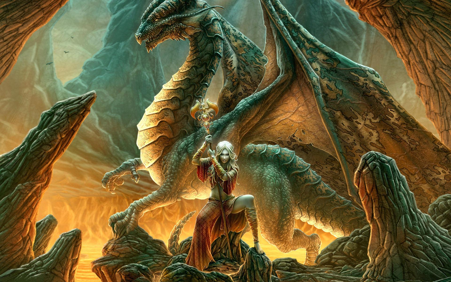 wonderful hd dragon wallpaper
