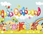 super picture of happy birthday