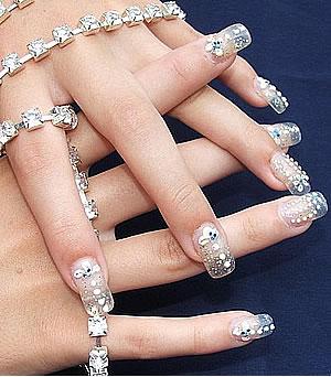 trendy nail style wallpaper