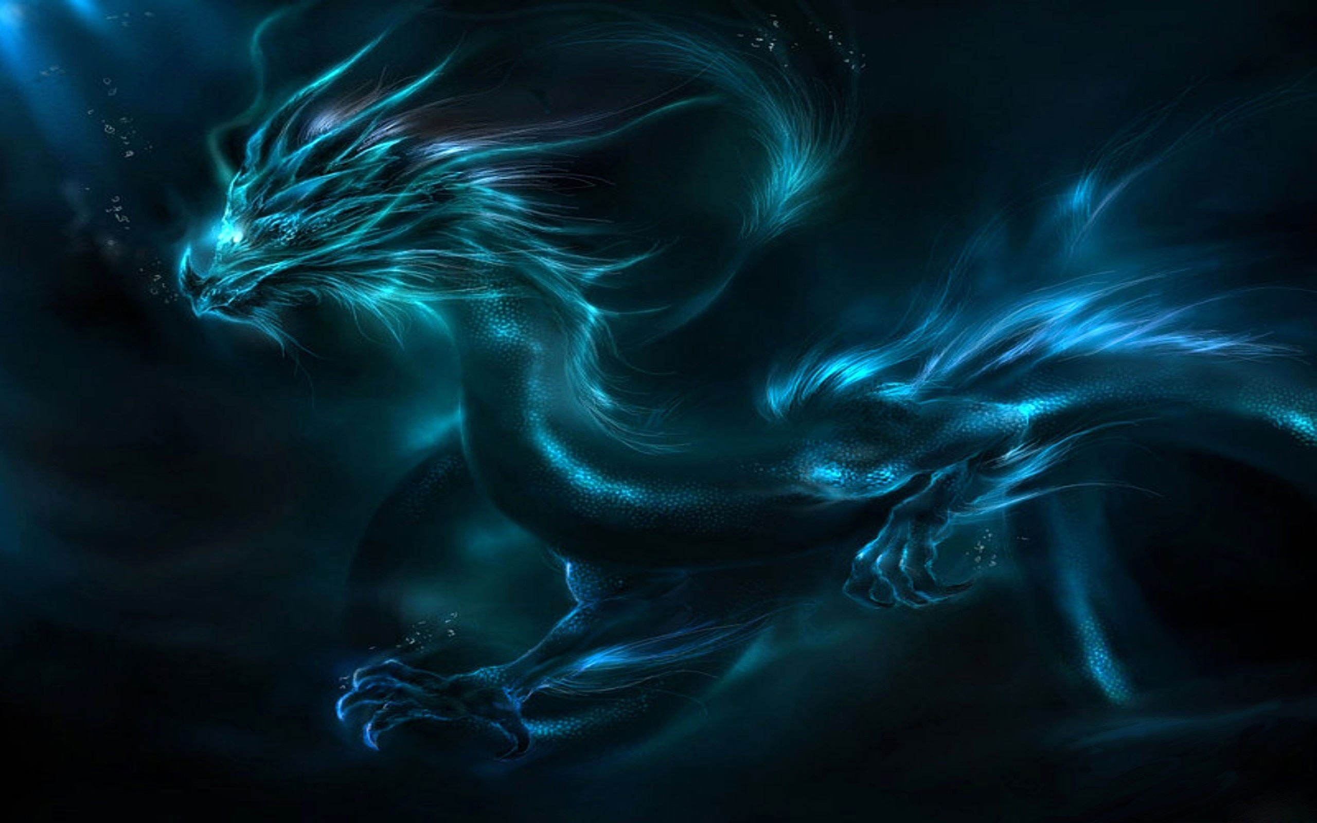 wonderful dragon wallpaper