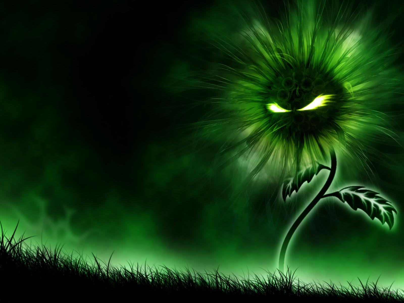 green cool wallpaper hd