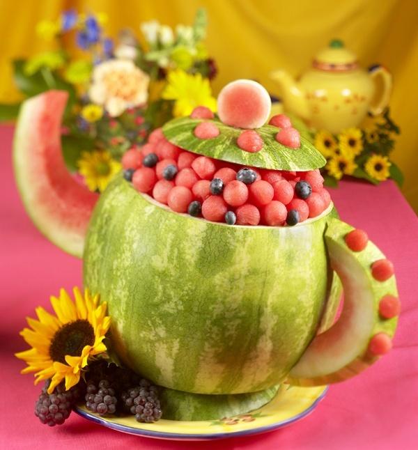 Beautiful Funny Fruit Wallpaper