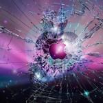 purple apple desktop wallpaper