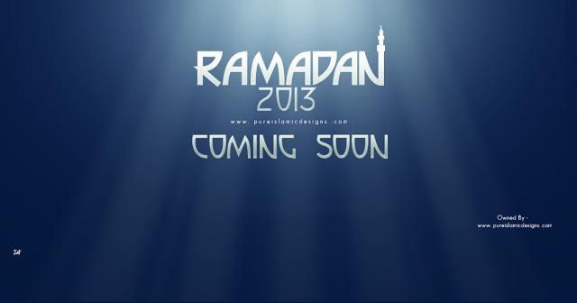 nice picture of ramadan 2013