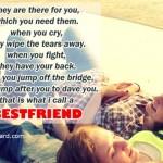 3d best friend poem