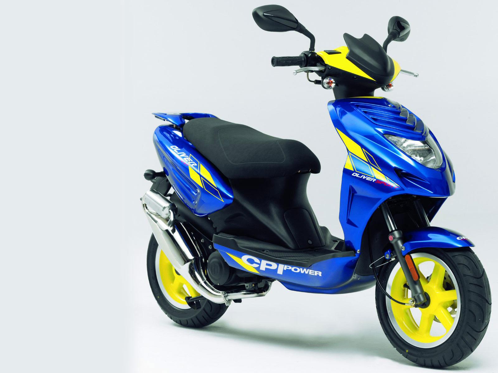 fantasy top CPI scooter