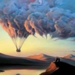cloudy beautiful photo
