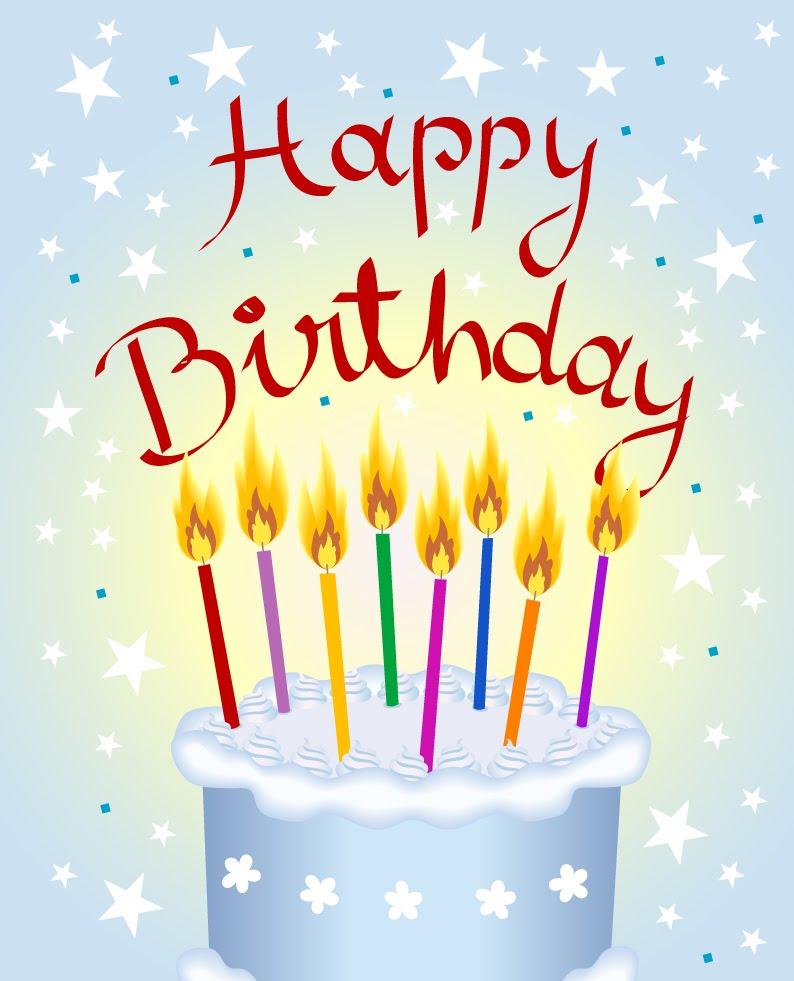 Поздравление на англ яз с днем рождения