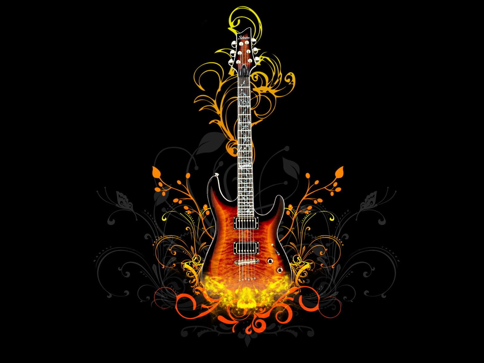 guitar hd backgrounds for desktop