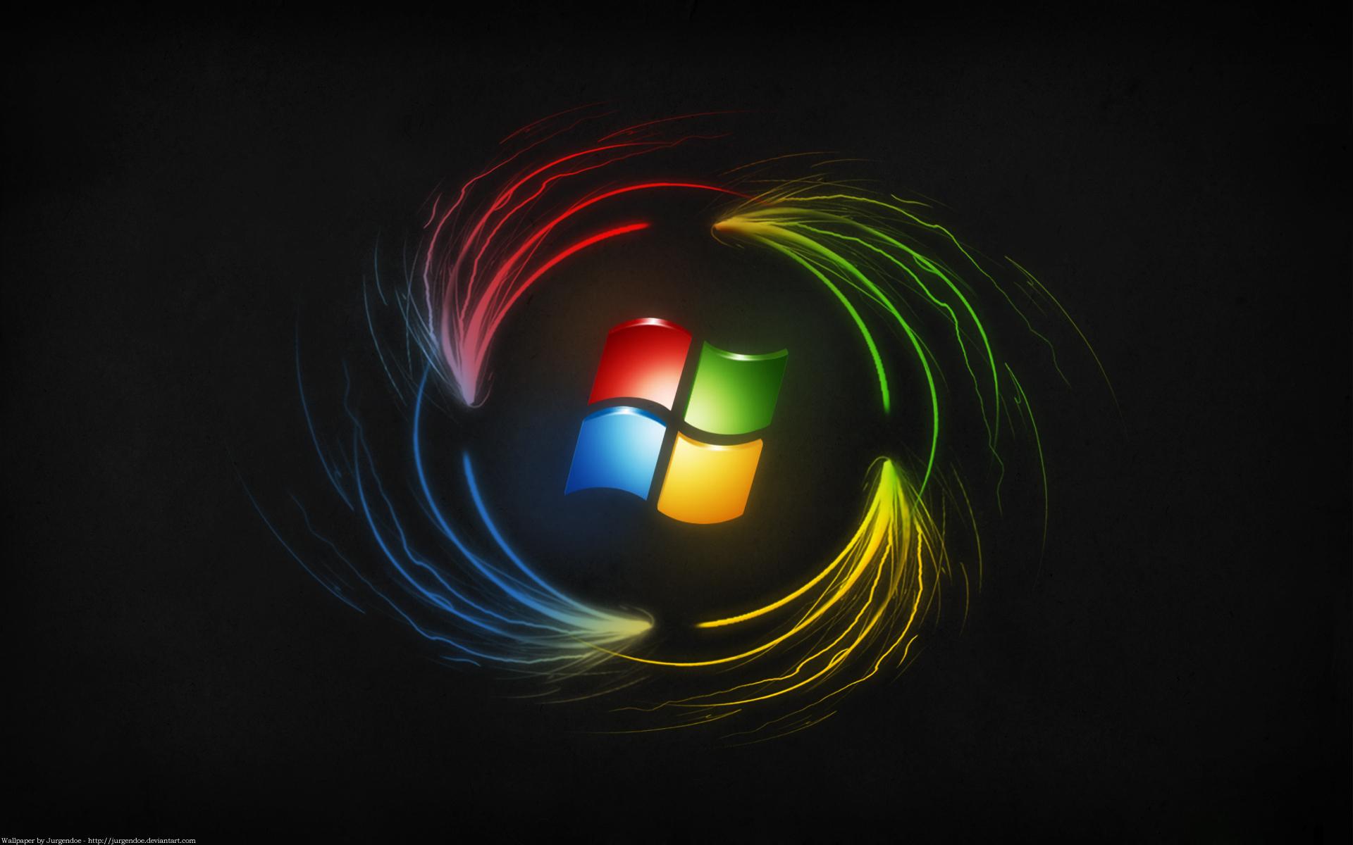 swirly background for windows 8