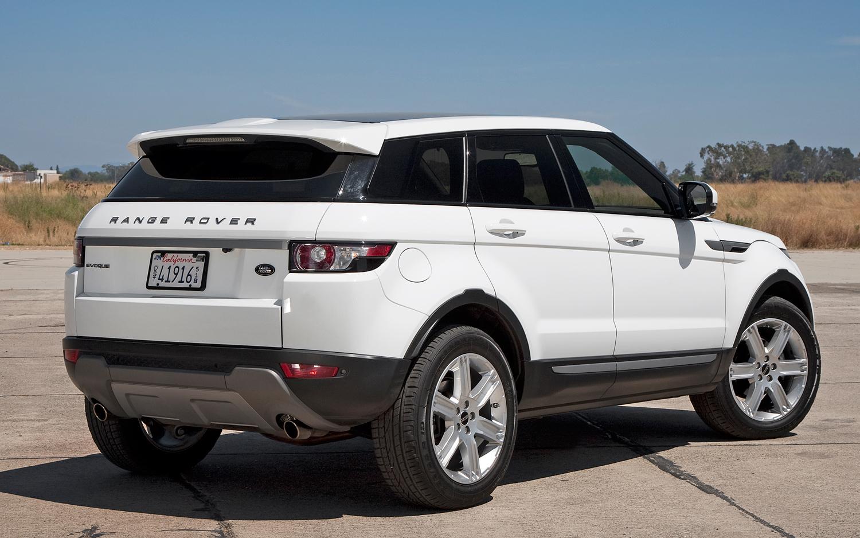 3d range rover evoque pictures